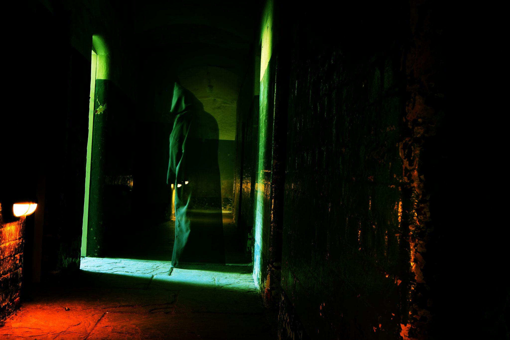 ghost fest: halloween midnight tour - oxford castle & prison