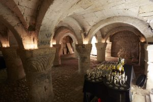 Oxford Castle Unlocked - The Crypt venue space