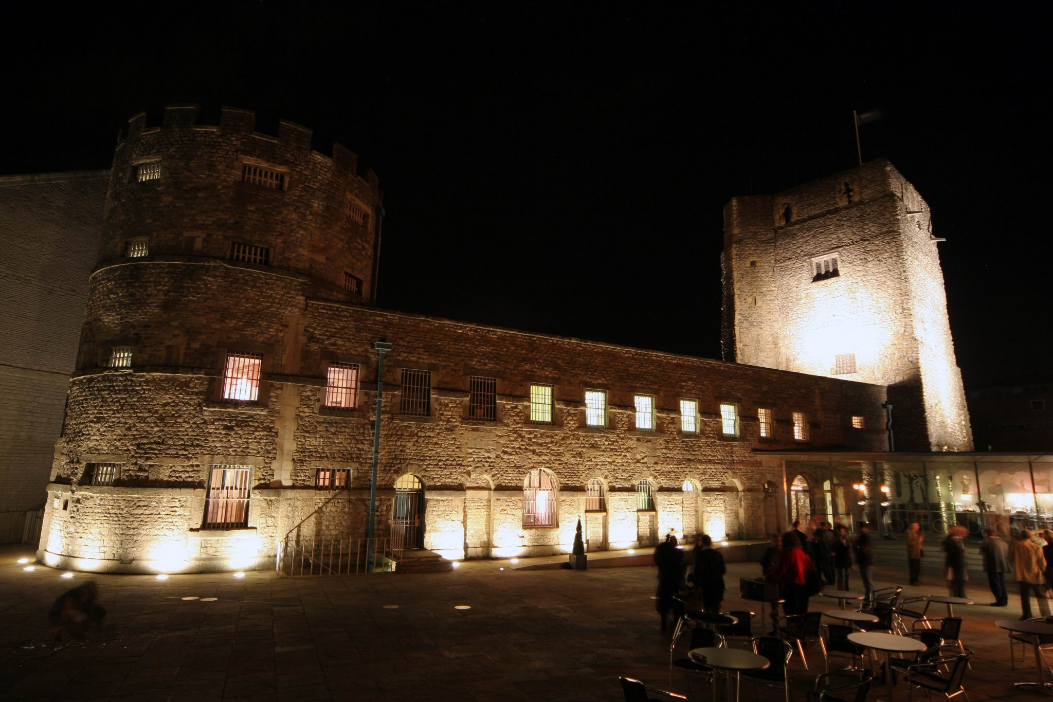 Ghosts of Oxford Castle – A Guest's Perspective
