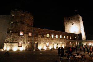 Oxford Castle Unlocked by night
