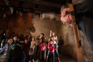 Kids go half price at Oxford Castle Unlocked lo