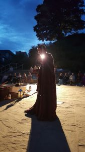 Macbeth at Oxford Castle